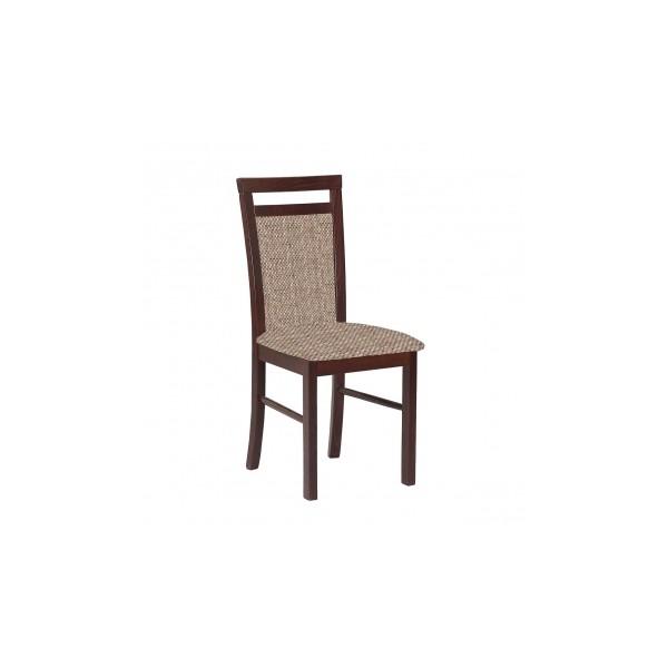 Dřevěná čalouněná židle do jídelny Alžběta