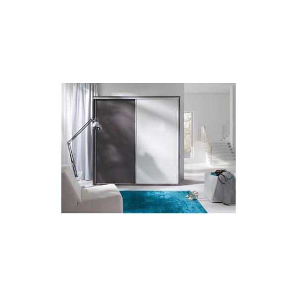 Šatní skříň s posuvnými dveřmi Monita 1