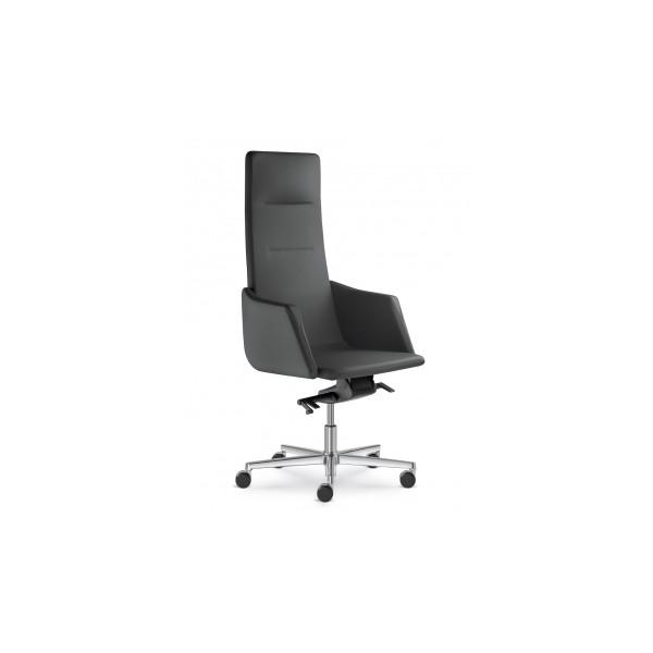 Moderní pohodlné kancelářské křeslo vysoké Sandra