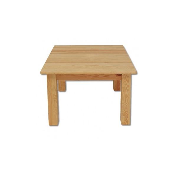 Čtvercový nízký stolek Hilmar