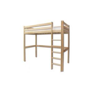 Patrová postel Alsea s laťkovým roštem