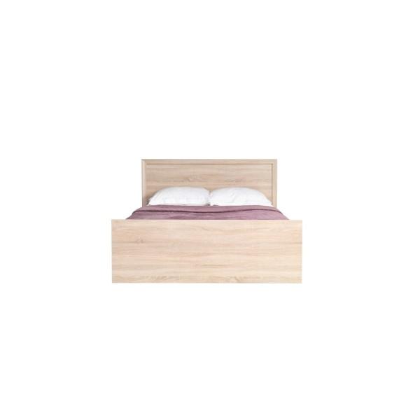 Manželská postel s úložným prostorem Filip