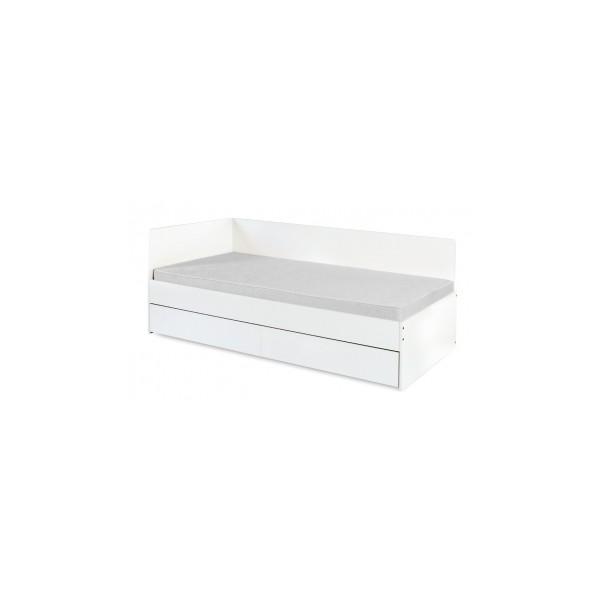 Jednolůžková postel Etel s úložným prostorem