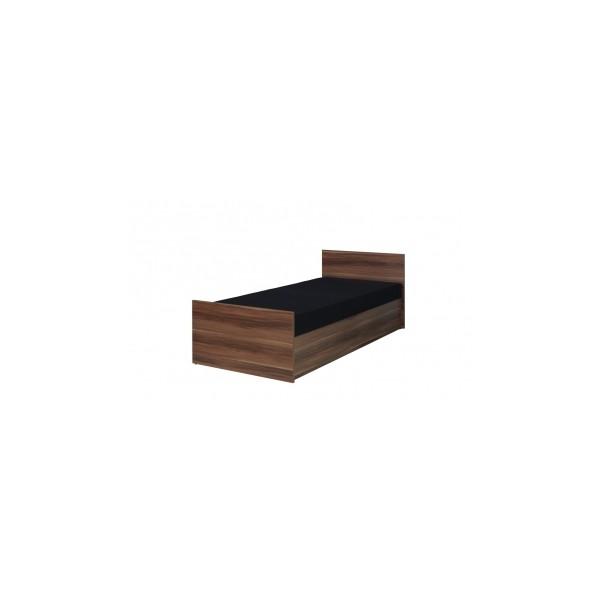 Jednolůžková postel s úložným prostorem Henrim