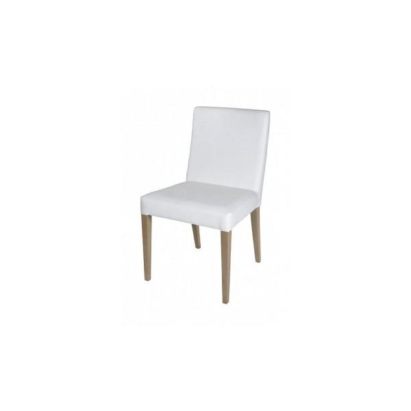 Polstrovaná jídelní židle Asym