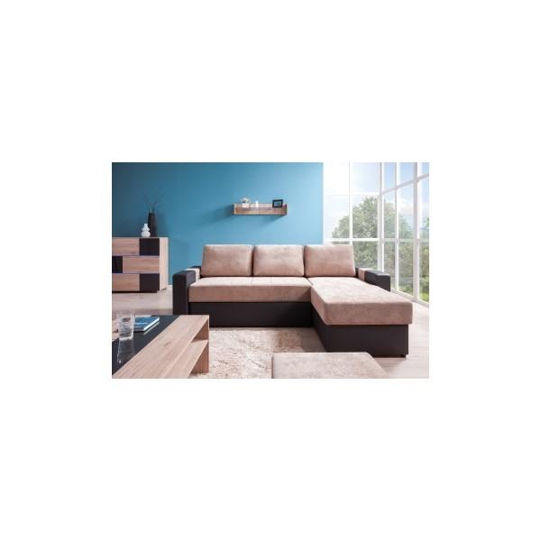 Praktická obývací sestava Tesa 5 se sedačkou