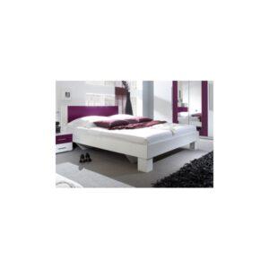 Manželská postel s nočními stolky Veria bl