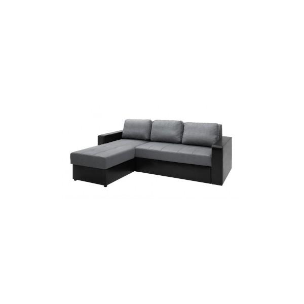 Rohová sedací souprava s úložným prostorem Dangelo