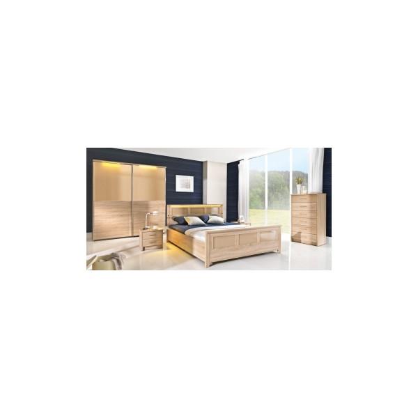 Moderní nábytek do ložnice Delora