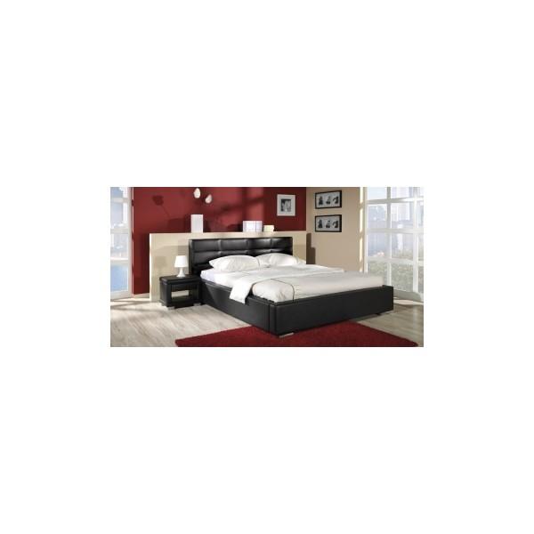 Manželská postel Nelis B