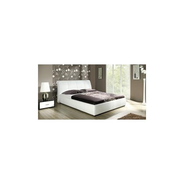 Manželská postel s úložným prostorem Dorothy A
