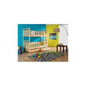 Patrová dětská postel z masivu Alan