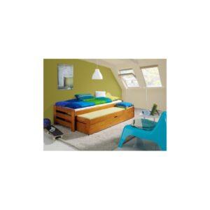 Dětská postel s přistýlkou Krystena