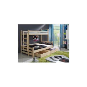 Patrová postel dvojlůžko Juraj